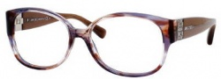 Jimmy Choo 42 Eyeglasses Eyeglasses - 0E68 Havana Nug / Brown 