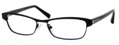 Jimmy Choo 43 Eyeglasses Eyeglasses - 0SYR Black Glitter