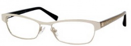 Jimmy Choo 43 Eyeglasses Eyeglasses - 0SYP Gold Glitter