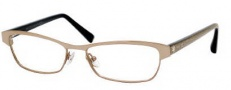 Jimmy Choo 43 Eyeglasses Eyeglasses - 0SYL Rose Glitter