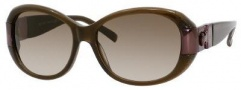 Jimmy Choo Kai/S Sunglasses Sunglasses - 0YHQ Brown Glitter / Brown (CC Brown Gradient Lens)