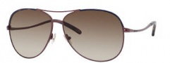 Jimmy Choo Mali/S Sunglasses Sunglasses - 0YGN Brown (CC Brown Gradient Lens)