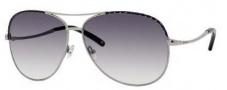 Jimmy Choo Mali/S Sunglasses Sunglasses - 06LB Ruthenium (JJ Gray Gradient Lens)