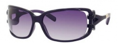 Jimmy Choo Mini JJ/S Sunglasses Sunglasses - 0Z0F Purple (AA Burgundy Mirror Gradient Lens)