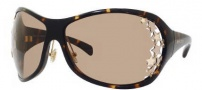Jimmy Choo Nico/S Sunglasses Sunglasses - 0NSK Dark Havana (9T Brown Lens)