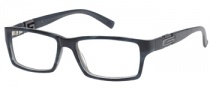 Guess GU 1702 Eyeglasses Eyeglasses - BLK: Black Over Grey