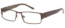 Guess GU 1714 Eyeglasses Eyeglasses - BRN: Satin Brown