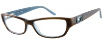 Guess GU 2243 Eyeglasses Eyeglasses - BRNTL: Brown Horn