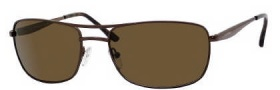 Chesterfield Laid Back/S Sunglasses Sunglasses - 6ZMP Bronze (VW Brown Polarized Lens)