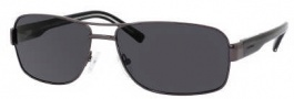 Chesterfield Pioneer/S Sunglasses Sunglasses - 7SJP Shiny Gunmetal (RA Gray Polarized Lens)