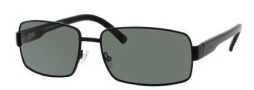 Chesterfield Score/S Sunglasses Sunglasses - 91TP Matte Black (RC Green Polarized Lens)