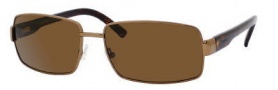 Chesterfield Score/S Sunglasses Sunglasses - 6ZMP Shiny Bronze (VW Brown Polarized Lens)
