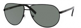 Chesterfield Swish/S Sunglasses Sunglasses - 91TP Matte Black (RC Green Polarized Lens)