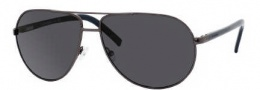 Chesterfield Swish/S Sunglasses Sunglasses - 7SJP Shiny Gunmetal (RA Gray Polarized Lens)