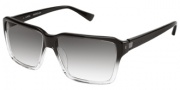 Modo Linda Sunglasses Sunglasses - Black Gradient / Grey Gradient Lens