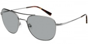 Modo Alberto Sunglasses Sunglasses - Gunmetal / Mineral Glass Polarized Lens