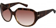 Modo Camilla Sunglasses Sunglasses - Brown / Gradient Lens