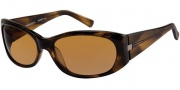 Modo Francesca Sunglasses Sunglasses - Bark / Polarized Lens