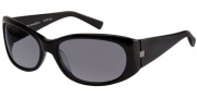 Modo Francesca Sunglasses Sunglasses - Black / Polarized Lens