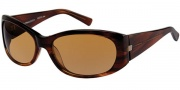Modo Francesca Sunglasses Sunglasses - Dark Acorn / Polarized Lens