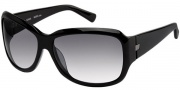 Modo Giada Sunglasses Sunglasses - Black / Polarized Lens