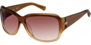 Modo Giada Sunglasses Sunglasses - Brown / Gradient Lens