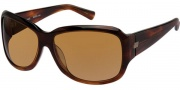 Modo Giada Sunglasses Sunglasses - Dark Acorn / Gradient Lens