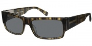 Modo Guido Sunglasses Sunglasses - Green Lines / Polarized Lens