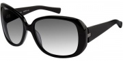 Modo Monica Sunglasses Sunglasses - Black / CR39 Polarized Lens