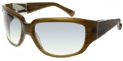 Modo Nina Sunglasses Sunglasses - Green / Gradient Lens