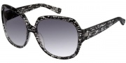 Modo Valentina Sunglasses Sunglasses - Black Dust / Gradient Lens