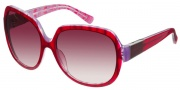 Modo Valentina Sunglasses Sunglasses - Red / Gradient Lens