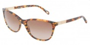 Tiffany & Co. TF4051BA Sunglasses Sunglasses - 81143B Havana / Brown Gradient 