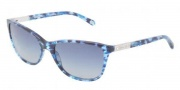Tiffany & Co. TF4051BA Sunglasses Sunglasses - 81304L Blue Havana / Blue Gradient 