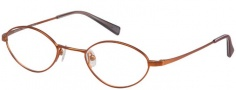Modo 115 Eyeglasses Eyeglasses - Tangerine