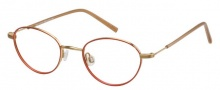 Modo 119 Eyeglasses Eyeglasses - Red