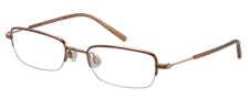Modo 121 Eyeglasses Eyeglasses - Red