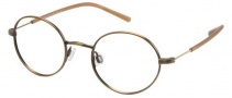 Modo 123 Eyeglasses Eyeglasses - Antique Gold