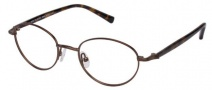 Modo 126 Eyeglasses Eyeglasses - Antique Gold 