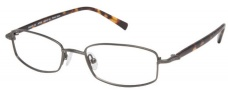 Modo 132 Eyeglasses Eyeglasses - Antique Pewter