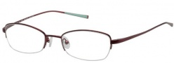Modo 135 Eyeglasses Eyeglasses - Antique Red