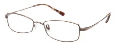 Modo 624 Eyeglasses Eyeglasses - Antique Gold 