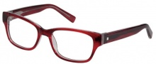 Modo 3012 Eyeglasses Eyeglasses - Red Crystal