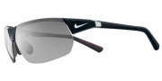Nike Victory EV0556 Sunglasses Sunglasses - 001 (AF) Black Grey / Max Gold Tint Lens