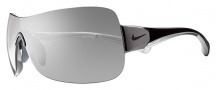 Nike Crush EV0562 Sunglasses Sunglasses - EV0562-002 / Black Turquoise / Grey Lens