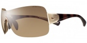 Nike Crush EV0562 Sunglasses Sunglasses - EV0562-201 Tortoise / Brown Lens