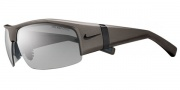 Nike SQ Sunglasses Sunglasses - EV0561-065 Anthracita Grey / Max Gold Tint Lens