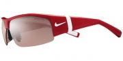 Nike SQ Sunglasses Sunglasses - EV0561-608 Varsity Red / Max Speed / Tint Grey Lens