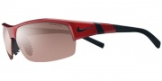 Nike Show X2 EV0620 Sunglasses Sunglasses - EV0621-651 Team Red / Max Speed Tint / Grey Lens