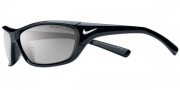 Nike Veer EV0557 Sunglasses Sunglasses - EV0557-001 Black / Grey / Orange Blaze Lens